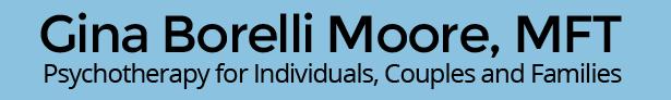 Gina Borelli Moore, MFT Logo